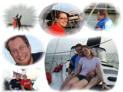 sailing charter galveston bay
